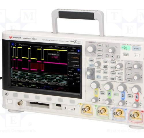 Osciloscopio Digital KEYSIGHT