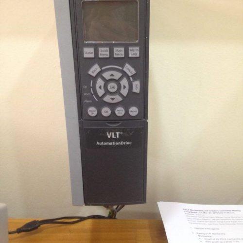 Danfoss frequency inverter